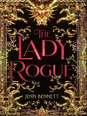 cover image of The Lady Rogue
