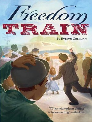 cover image of Freedom Train