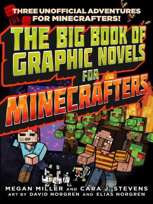 cover image of The Big Book of Graphic Novels for Minecrafters