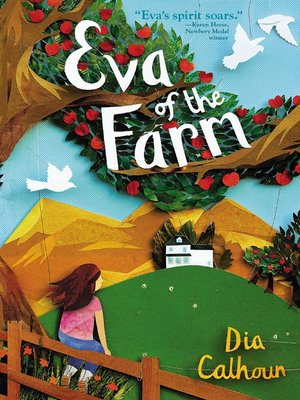 cover image of Eva of the Farm