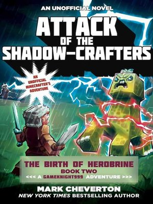 cover image of Attack of the Shadow-Crafters