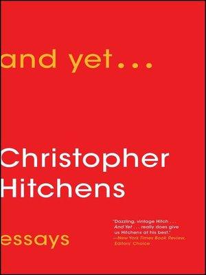 Christopher Hitchens Epub