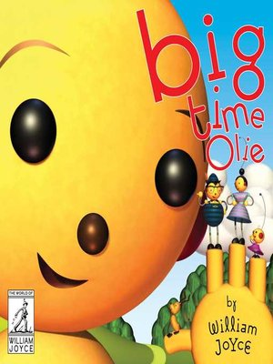 cover image of Big Time Olie