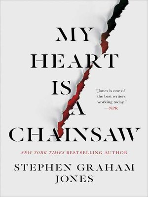 cover image of My Heart Is a Chainsaw