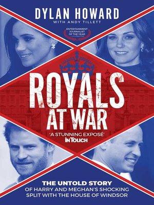 cover image of Royals at War