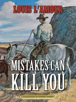 cover image of Mistakes Can Kill You