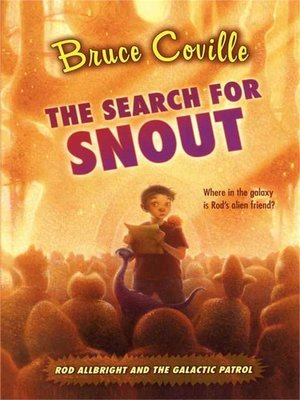 cover image of The Search for Snout