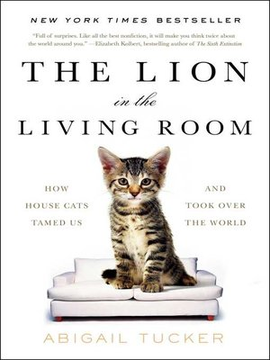 cover image of The Lion in the Living Room
