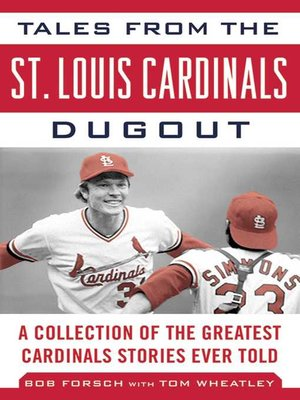 cover image of Tales from the St. Louis Cardinals Dugout