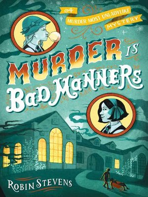 cover image of Murder Is Bad Manners