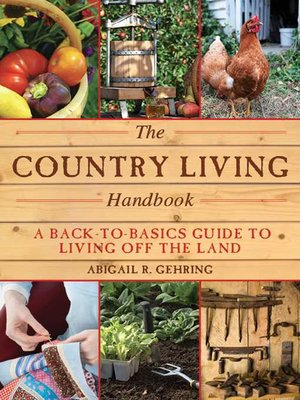cover image of The Country Living Handbook