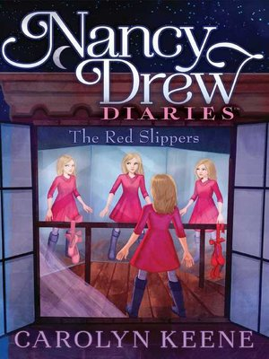 cover image of The Red Slippers