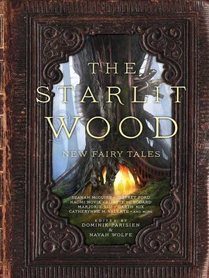 cover image of The Starlit Wood