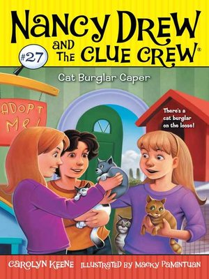 cover image of Cat Burglar Caper