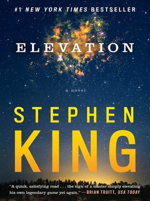 cover image of Elevation
