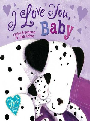 cover image of I Love You, Baby