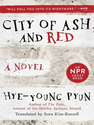 cover image of City of Ash and Red