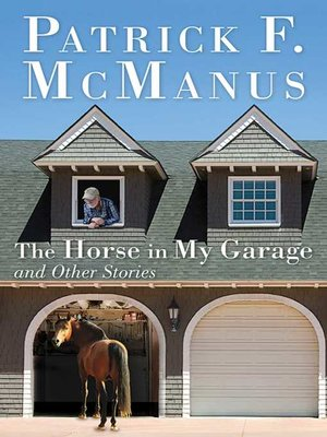 cover image of The Horse in My Garage and Other Stories