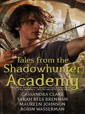 cover image of Tales from the Shadowhunter Academy