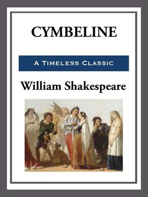 cover image of Cymbeline
