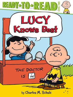 cover image of Lucy Knows Best