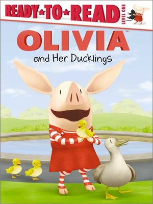cover image of Olivia and Her Ducklings
