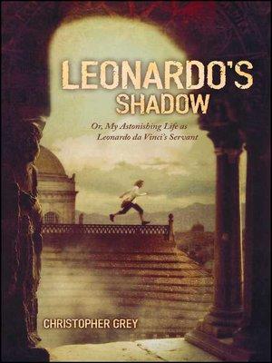 cover image of Leonardo's Shadow