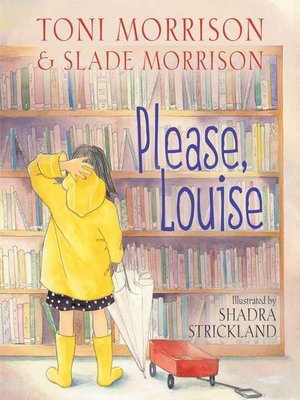 cover image of Please, Louise