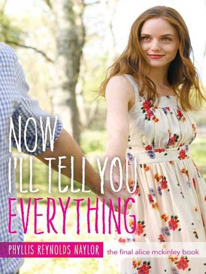 cover image of Now I'll Tell You Everything