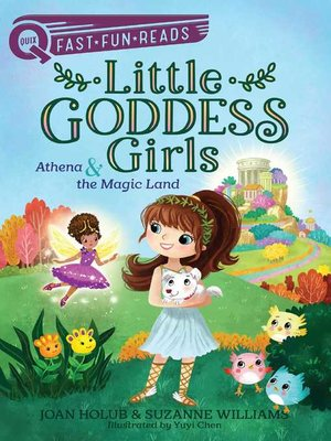 cover image of Athena & the Magic Land