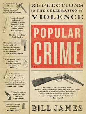 cover image of Popular Crime