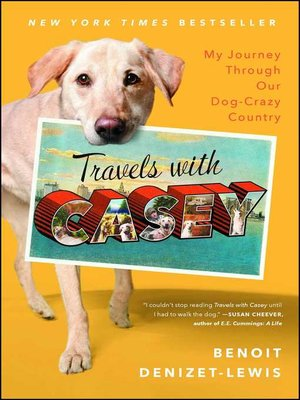 cover image of Travels with Casey