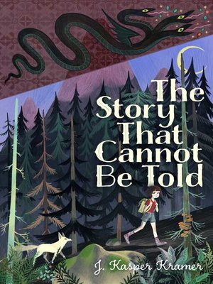 cover image of The Story That Cannot Be Told