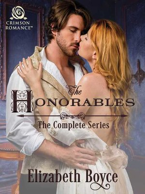 cover image of The Honorables: The Complete Series