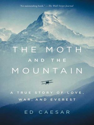 cover image of The Moth and the Mountain