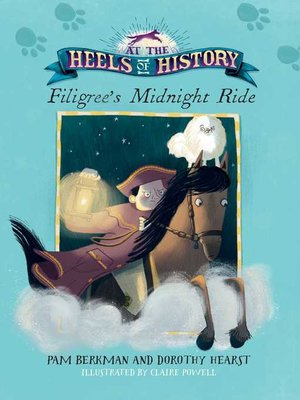 cover image of Filigree's Midnight Ride