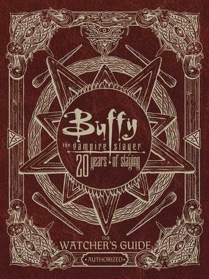 cover image of Buffy the Vampire Slayer: 20 Years of Slaying