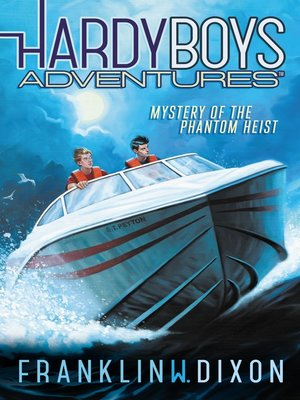 cover image of Mystery of the Phantom Heist