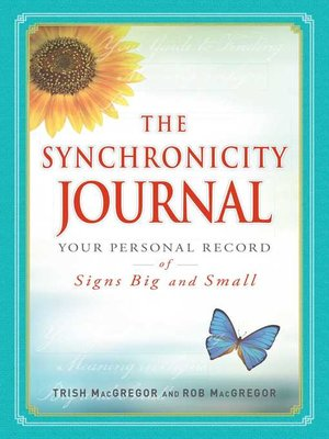 cover image of The Synchronicity Journal
