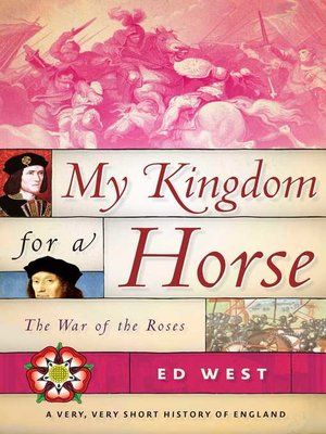 cover image of My Kingdom for a Horse