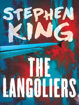 cover image of The Langoliers