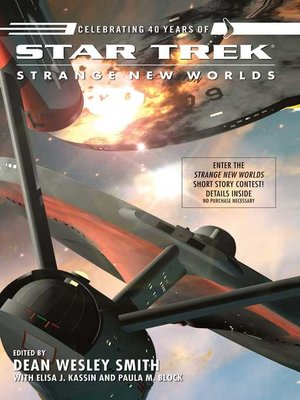 cover image of Strange New Worlds IX