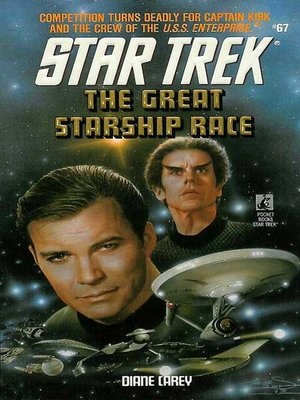 cover image of The Great Starship Race