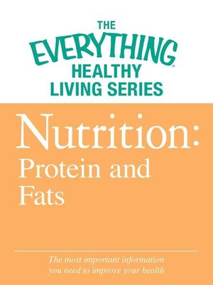 cover image of Nutrition