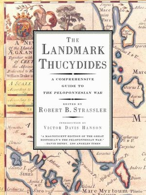 cover image of The Landmark Thucydides
