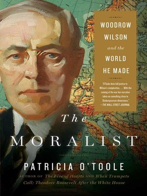 cover image of The Moralist