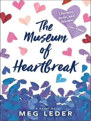 cover image of The Museum of Heartbreak
