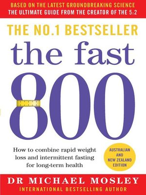 cover image of The Fast 800