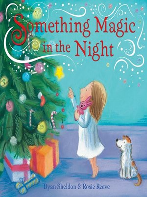 cover image of Something Magic in the Night
