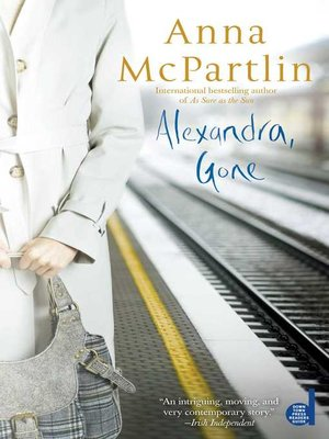 cover image of Alexandra, Gone